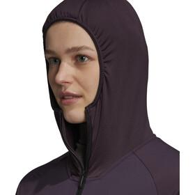 adidas TERREX Skyclimb Fl Chaqueta Mujer, noble purple